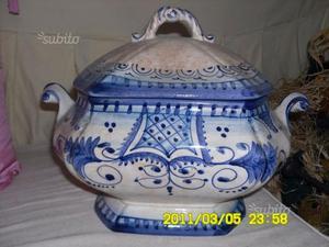 Biscottiera ceramica