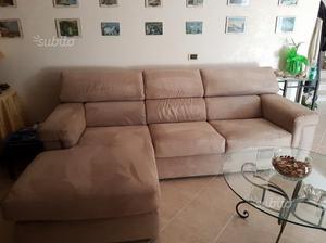 Divano modulare con tavolinetto posot class - Regalo divano napoli ...