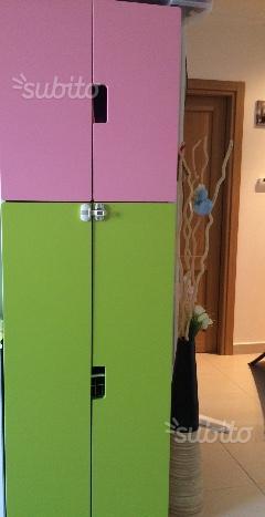 Cameretta ikea stuva paullo posot class for Ikea cancelletti bimbi