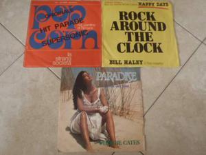 LP 45 giri anni '70