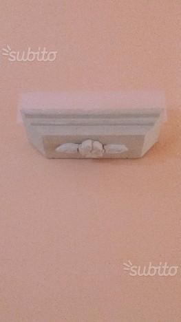 Lampada da parete 20w in pietra leccese led