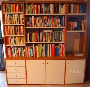 Libreria smontabile a scaletta posot class - Libreria a scaletta ...