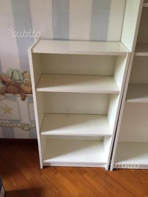 3 librerie ikea billy 80x28x106 cm posot class - Ikea libreria billy ...
