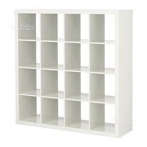 contenitori ikea lekman per libreria expedit posot class. Black Bedroom Furniture Sets. Home Design Ideas