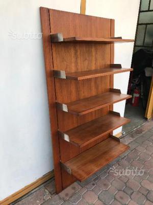 Libreria anni ' da parete