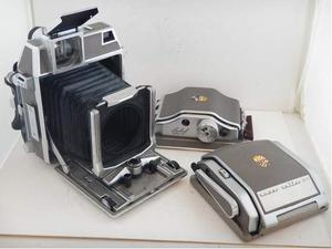 Linhof Super Technika IV 6x9 + Linhof 6x9 Dorso + 6x7 Dorso
