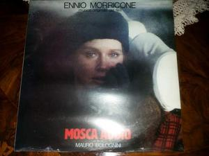 MOSCA ADDIO lp musica Morricone orig. 87 sigillato CGDINT