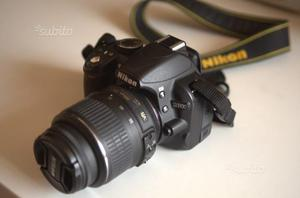 Nikon d + af-s nikkor  vr