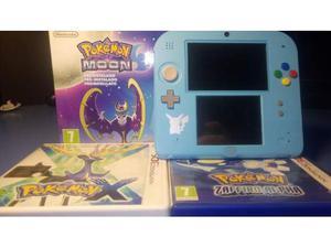 Nintendo 2DS Edizione limitata Pokemon Luna