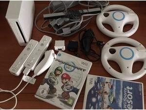 Nintendo wii completa giochi e accessori