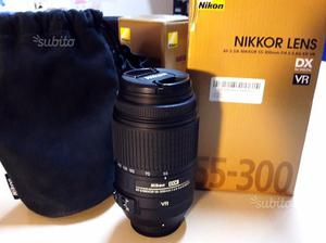 Obbiettivo Nikon  vr