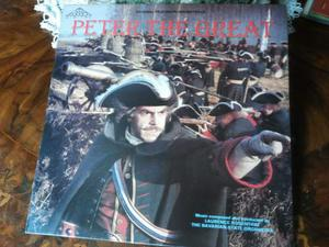 PETER THE GREAT lp orig soundtrack  NUOVO Film 006