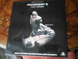 POLTERGEIST II lp orig soundtr  sigillato CGD INT