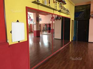 Specchi per Palestre o scuole di ballo