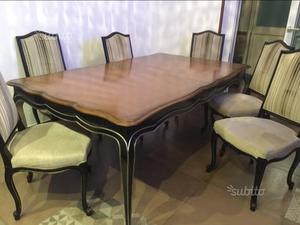 Occasionebellissimo tavolo manoir roche bobois | Posot Class