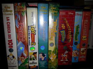 VHS di Walt Disney