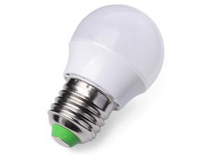 10X E27 3W LED lampada led globo lampadina con copertura in