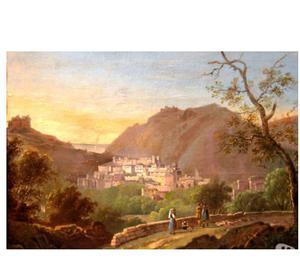 Capri, scuola Posillipo. Valutazioni antiquariato