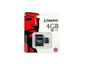 Kingston micro sd 4 gb microsd classe 4 sdhc scheda di
