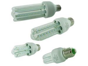 Kit 4 lampadine led attacco ew faretto luce bianco