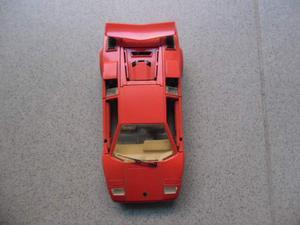 Lamborghini Countach  Burago 1/24,Ferrari F 40