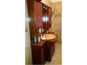 Mobile bagno completo di specchio