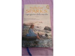 """Ogni giorno della mia vita"""" di Nicholas Sparks"""