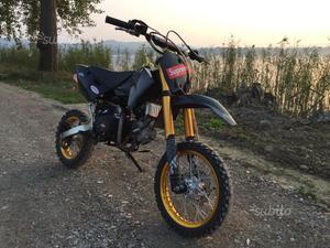 Pitbike 125 cc 4 tempi SUPER
