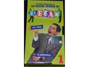 Rowan Atkinson Le Pazze Storie di Mr Bean - La Biblioteca