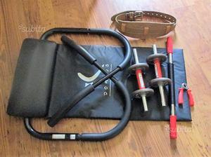 Set di attrezzature per il fitness 6 pezzi
