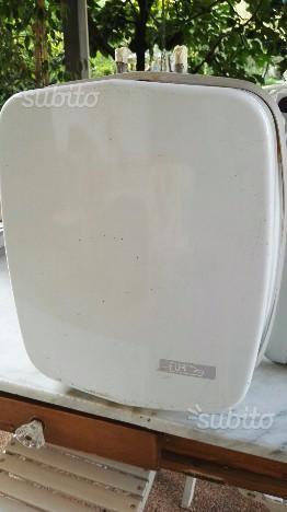 Boiler elettrico 100 litri sdoppiato posot class for Boiler elettrico classe a