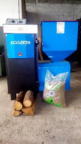 Caldaia a legna ecozeta posot class for Caldaia a legna usata vendo