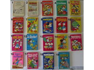 Classici Walt Disney CWD - Prima serie