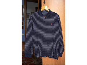 Maglia manica lunga Polo Ralph Lauren originale anni '90