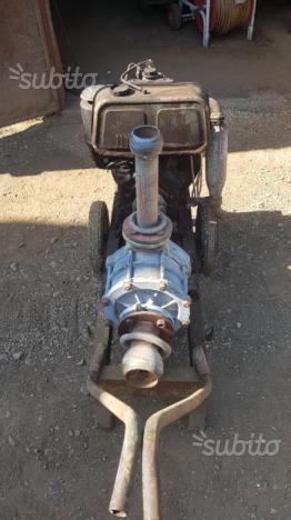Motopompa lombardini rovatti