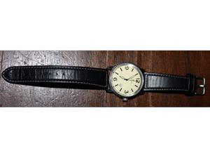 Orologio Hirsch con cinturino in pelle