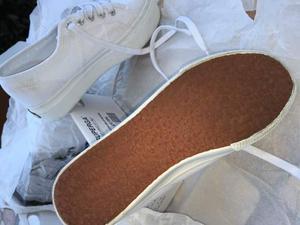 Scarpe Superga  in tela, mis.35