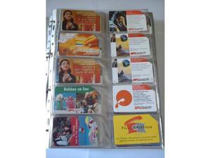 Schede telefoniche collezione