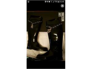 Stivali antipioggia Moschino