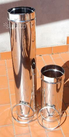 Tubi per camino inox 316 diam 200mm