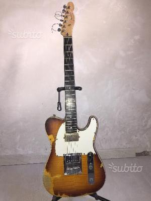 Bach bct telecaster fender andy summers super 58