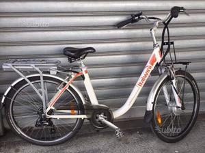Bici Italwin con pedalata assistita
