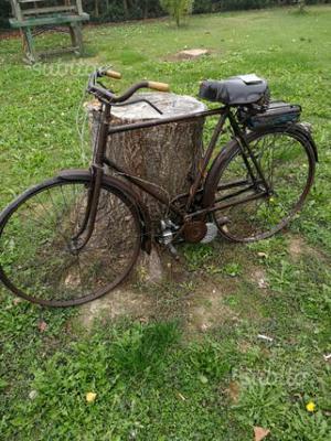 Bici anni 20 con mosquito