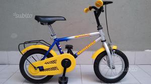 "Bici bimbo 12"" MONTANA made in Italy"