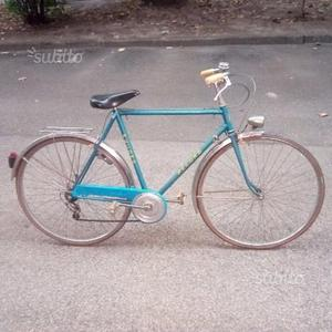 Bici uomo sport, ruote 28, cambio 3 rapporti