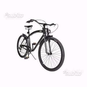 Bicicletta Sportiva stile vintage nuova da aprire