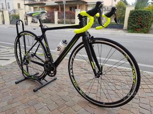 Bicicletta VEKTOR RS1 CARBONIO H NERO GIALLO