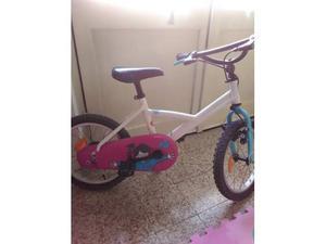 Bicicletta bambina 5/6 anni