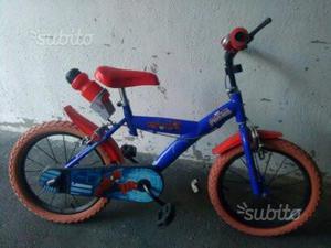 Bicicletta bambino 3-6 anni