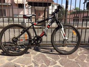 Bicicletta da ragazzo/a B'TWIN ROCKRIDER 500 col. nera.